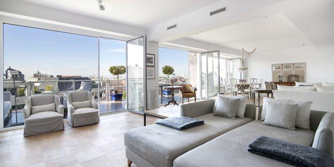 El precio de la vivienda de lujo creció un 1,5% en 2019 hasta los 6.900€/m2