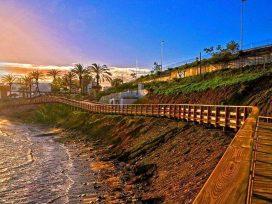 Ordenación urbanística del litoral y costas