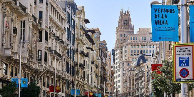 El precio de la vivienda en Madrid sube un 3,21% frente al año pasado