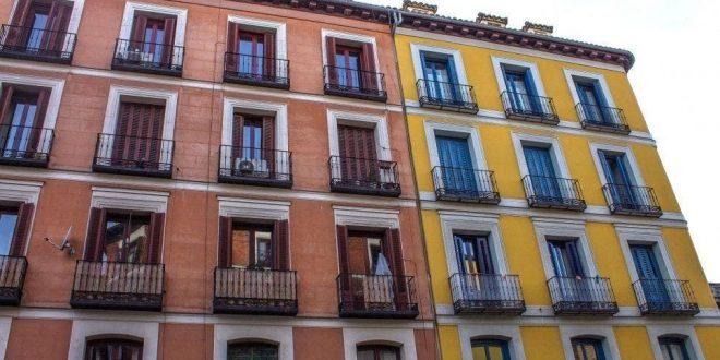 El precio de la vivienda en Madrid sube un 2,39% frente al año pasado