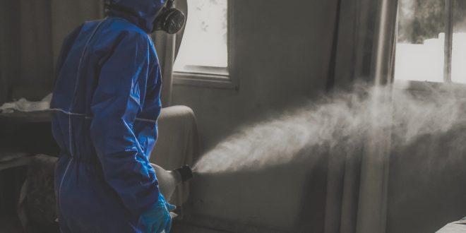 Ozono como alternativa para desinfectar frente al avance del COVID-19