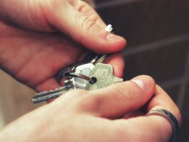 El precio de una habitación en piso compartido es de 269 €/mes, cayendo un 6,25% frente a 2019