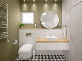 7 diseños de baños pequeños y modernos