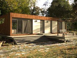 ¿Cuánto cuesta una casa prefabricada de hormigón en España?
